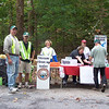 10.10.09 Thistle Branch Cleanup in Catonsville : 
