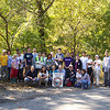 10.11.08 Patapsco River Park Cleanup-Ilchester/River Rds. in Ellicott City :