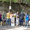 10.24.10 Patapsco River Cleanup in Historic Ellicott City : 