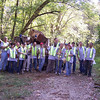 10.9.09 Stoney Run Cleanup in Linthicum :