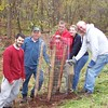 11.10.07 Tree Planting at Patapsco State Park : 