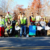 11.12.11 Stream Cleanup Along Deep Run off of Race Road in AA County : The Friends of Patapsco Valley &amp; Heritage Greenway partnered with Lockheed Martin IS&amp;GS, sponsoring another cleanup on Saturday, November 12, on a beautiful morning along a section of Deep Run &amp; Piney Run on Patapsco State Park property in Anne Arundel County off of Race Road.