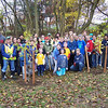 11.14.09 (2)Tree Planting at Arbutus Elementary School : 