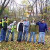 11.14.09 Tree Planting at Arbutus Elementary School : 