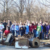 1.27.07 Herbert Run-Hollins Ferry Rd. Cleanup :