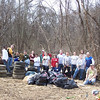 3.10.07 Herbert Run-Hollins Ferry Rd. Stream Cleanup :