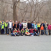 3.16.13 Cleanup Along Patapsco River in Orange Grove Area of Patapsco State Park : The Patapsco Heritage Greenway sponsored a river cleanup on Saturday, March 16th in the Orange Grove Area of Patapsco State Park. Our focus was the Patapsco River on the Baltimore County side from the swinging bridge to the dam. We had several groups join us for this cleanup: PHG friends, HCC students, Boy Scout Troop 1111, Cub Scout Pack 761 and Girl Scout Troop 927. A total of 57 volunteers of all ages helped remove an amazing 2110 pounds of trash from this area-- and what a difference these volunteers made in just a few hours! Special thanks to the Stream Captains: Betsy McMillion, Jeff Klein, Pete McCallum and Pat Hatton! Aside from the usual bottles, cans, plastic bags and food wrappers we usually find in our cleanups, volunteers also removed: a lot of liquor bottles-esp. miniatures, 27 tires, scrap metal &amp; lumber, a light switch, a heavy jacket, a plastic bucket, netting, Styrofoam pieces &amp; peanuts, part of a monster truck, socks, shoes-a Croc &amp; a sandal, pieces of cloth, a wallet, part of a shovel, a faucet, insulation, vodka, an Open sign, t-shirts, a blanket, wire, a very large piece of metal machinery, a car speaker, heavy diaper, purple reading glasses, storm weather stripping, a safety cone, rain gutter, a toilet seat, sand bags, a bottle of sand, underwear &amp; a bra, a pool float, a hockey puck, a car seat cushion, a belt, an oil drum, part of a fence, license plate, radio circuit board, cushion foam, dog or deer bones and a decomposing deer carcass.