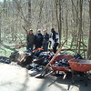 3.27.10 Vineyard Springs Stream Cleanup : 