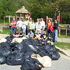 4.11.10 Sawmill Branch Stream Cleanup in Catonsville Park :
