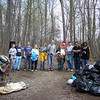 4.12.08 Sawmill Branch Cleanup-Catonsville Park : 