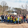 4.14.07 Deep Run Stream Cleanup in Elkridge-Hanover :