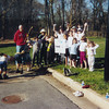 4.14.07 Project Clean Stream-Miller Run in Catonsville off Nuwood Rd., Sawmill Branch in Catonsville, Herbert Run : 