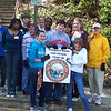 4.14.10 In Historic Oella, Cleanup Along the Patapsco River with Hammonds Middle School :
