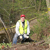 4.15.11 Deep Run Cleanup off of Race Rd. with Lockheed Martin Employees : 