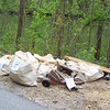 4.17.10 Cleanup Along River Rd in Catonsville : 