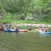 4.18.10 Kayak Ride Along the Patapsco River in Historic Ellicott City :