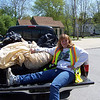 4.19.10 Sawmill Branch Cleanup off Dutton Ave. : 