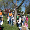 4.23.13 Watershed Scavenger Hunt with Arbutus Elementary School Environmental Club :