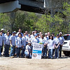 4.24.09 Stoney Run Stream Cleanup-off River Rd. in AA County : 