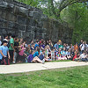 4.26.11 Patapsco River Cleanup in Historic Oella : 