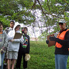 4.27.12 Watershed Scavenger Hunt at Arbutus Middle School in Arbutus : Patapsco Heritage Greenway participated in Arbutus Middle School's Earth Day Celebration with our watershed scavenger hunt.  Twenty items were listed that had to deal with watershed issues, with a living classroom right on school grounds giving several examples of how we can help save our watershed!  Over 60 students and 3 teachers participated in this activity with PHG members Betsy McMillion and Dave Hutton leading the way.  A great day for learning!  Thanks to all who participated!