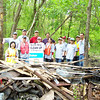 4.29.11 Stoney Run Cleanup by Baker Group Employees : 