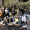 4.4.09 Ft. Meade Guys-Bonnie Branch Cleanup : 