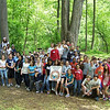 5.10.11 Hammond Middle School Student Service Learning Stream Cleanup Project in Patapsco St. Park, Orange Grove Area (Howard Co.) : 