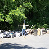6.10.08 Sawmill Branch Cleanup-Catonsville Park : 