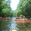 6.20.10 Kayak Ride Along the Patapsco River :