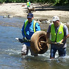 6.3.11 Cleanup With Constellation Energy Employees Along the Patapsco River Off of River Road in Catonsville : 