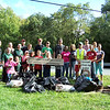 9.27.09 Bull Run cleanup at CCBC Catonsville Campus : 
