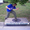 July 2012 Storm Drain Stenciling Project in Elkridge by Eagle Scout Daniel Billinger : During the summer of 2012, PHG volunteer Dan Billinger, as part of his eagle scout project, led a group of local boy scouts to distribute watershed educational materials and install storm drain stencils in an Elkridge neighborhood.  More details coming soon...